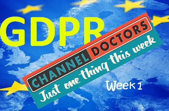 GDPR Week 1