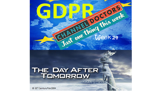 GDPR The Day After Tomorrow