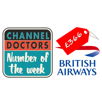 366 per Person | Channel Doctors